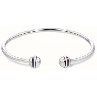 Tommy Hilfiger Stainless Steel Orb Bangle - Product number 1281402