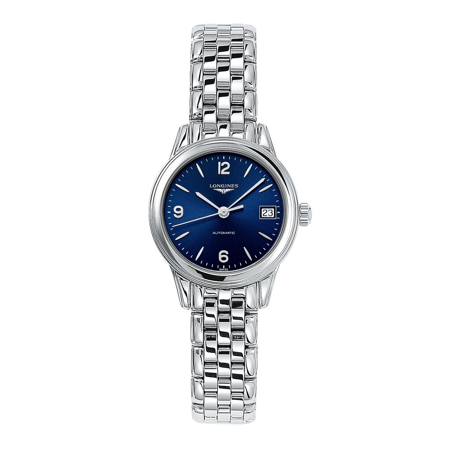 Longines Flagship Ladies' Stainless Steel Bracelet Watch - Product number 1298038