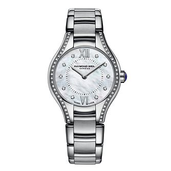 Raymond Weil Noemia Ladies' Diamond Bracelet Watch - Product number 1298062