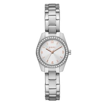 DKNY Nolita Ladies' Stainless Steel Bracelet Watch - Product number 1302612