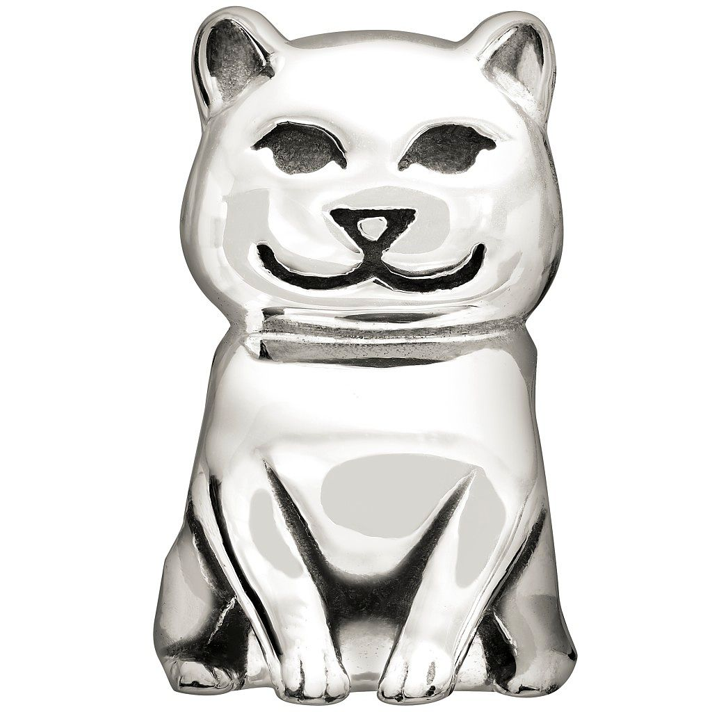 Chamilia Cat Charm - Product number 1347306