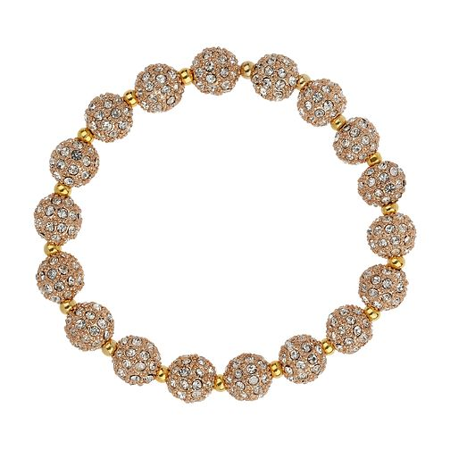 Mikey Yellow Crystal Heavy Bracelet - Product number 1359630