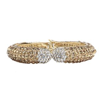 Mikey Yellow & White Crystal Bangle - Product number 1359657