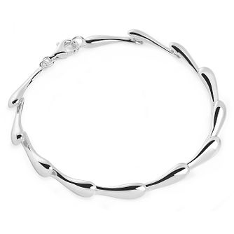 Lucy Quartermaine Silver 925 Continual Drop Bracelet - Product number 1375881