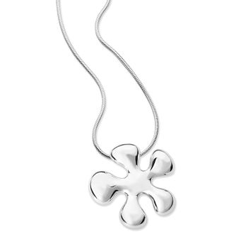 Lucy Quartermaine Silver 925 Splash 3 Pendant - Product number 1376330