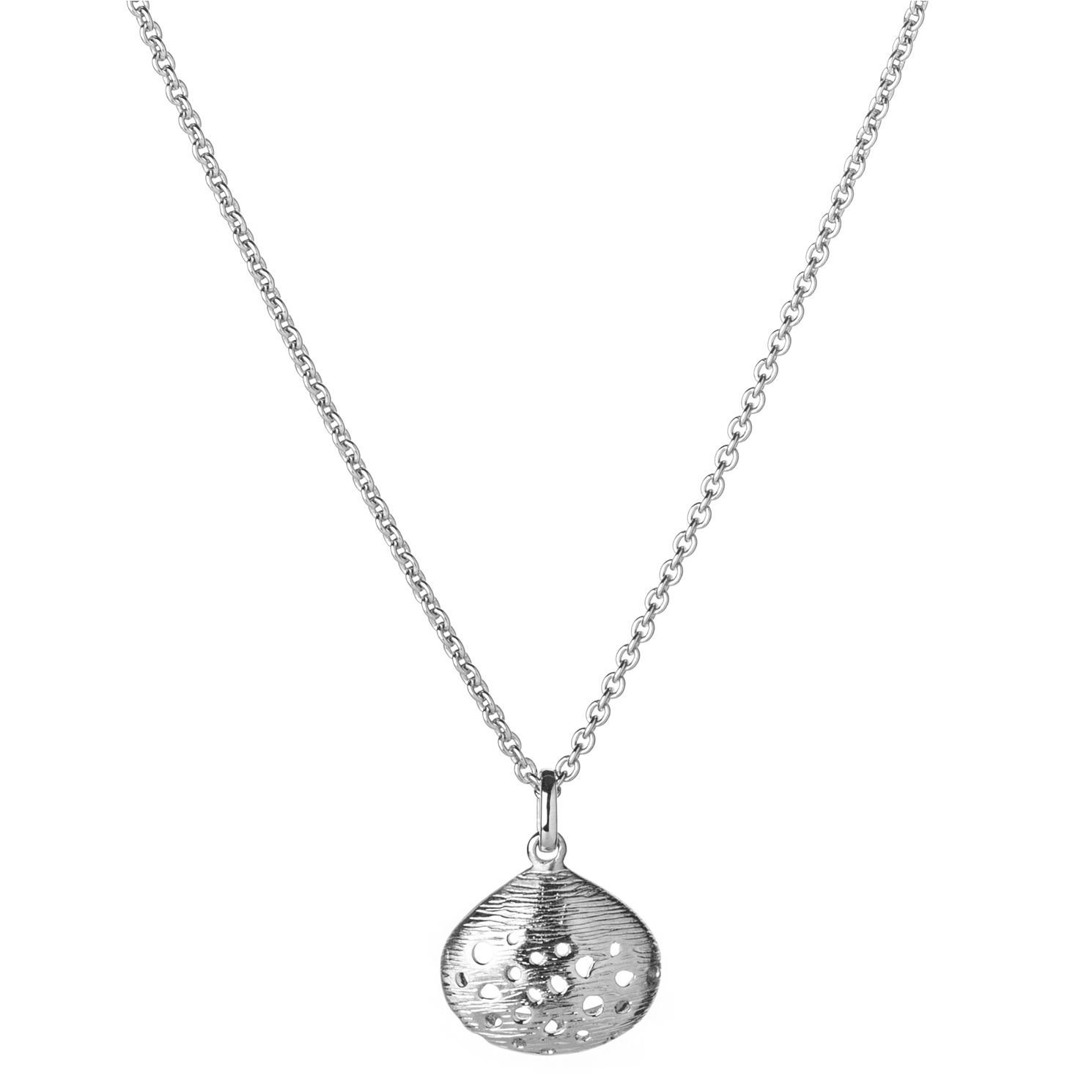 Rachel Galley Silver 925 Cala Shell Pendant - Product number 1376411
