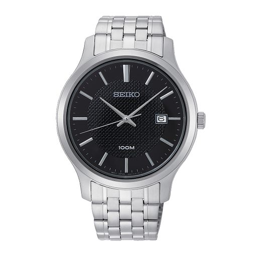 Seiko Neo Classic Men's Stainless Steel Bracelet Watch - Product number 1379704