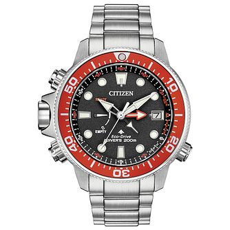 Citizen Promaster Aqualand Stainless Steel Bracelet Watch - Product number 1383205