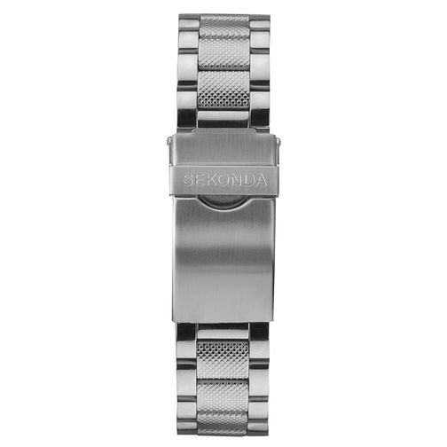 c48eb3abc684 Sekonda Men s Stainless Steel Bracelet Watch 1443.27