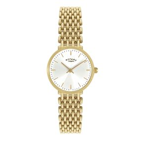 Rotary Ladies' Timepieces Gold-Plated Bracelet Watch - Product number 1395033