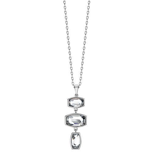 Radiance With Swarovski Crystal Elements Three Stone Pendant - Product  number 1403060 37b5f45ea38b