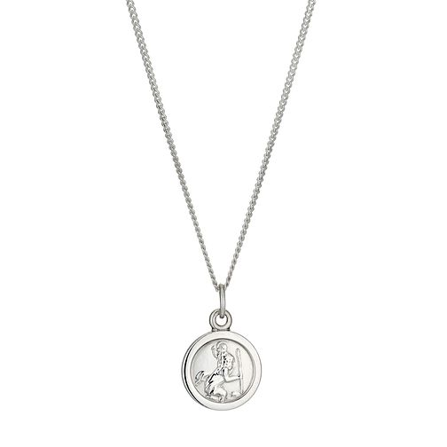 daef83f99 Silver Children's St Christopher's Pendant - Product number 1411411