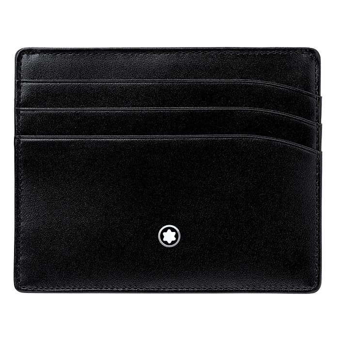 Montblanc Meisterstuck Leather Credit Card Holder - Product number 1424092