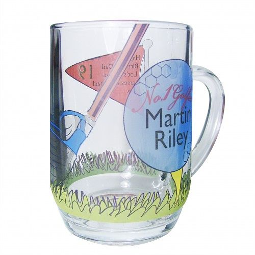 Personalised No1 Golfer Pint Tankard - Product number 1439448