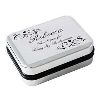 Personalised Ornate Swirl Pendant Box - Product number 1441949