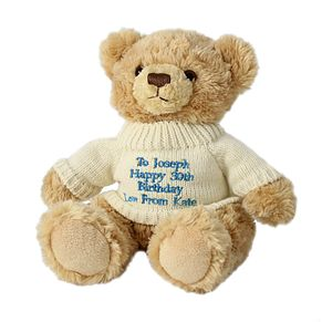 Personalised Tatty Teddy Message Bear - Product number 1442503