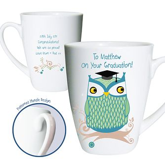 Personalised Mr Owl Mug - Product number 1448056