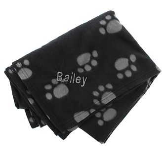 Personalised Dog Fleece Blanket - Product number 1449982