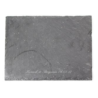 Personalised Engraved Slate Board - Product number 1450239