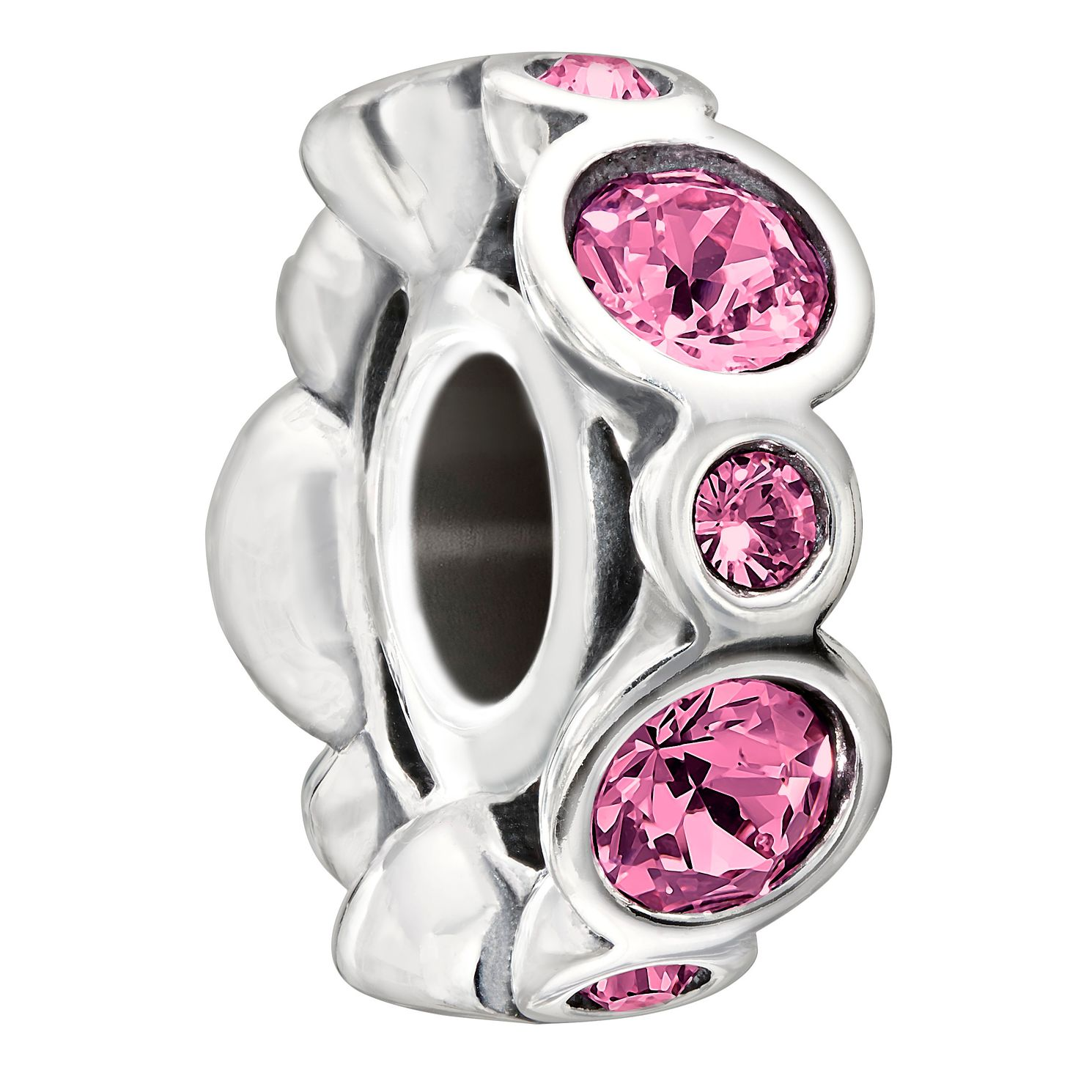 Chamilia Birthstone Jewels October Swarovski Crystal Charm - Product number 1485652