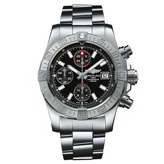 Breitling Avenger II men's stainless steel bracelet watch - Product number 1485709