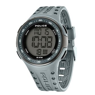Police Men's PU Strap Watch - Product number 1522124