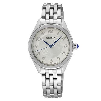 Seiko Dress Ladies' Stainless Steel Bracelet Watch - Product number 1585479