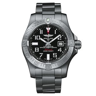 Breitling Avenger II Seawolf Men's Steel Bracelet Watch - Product number 1591584