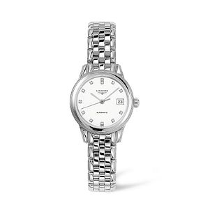Longines Flagship Ladies' Diamond Bracelet Watch - Product number 1607774