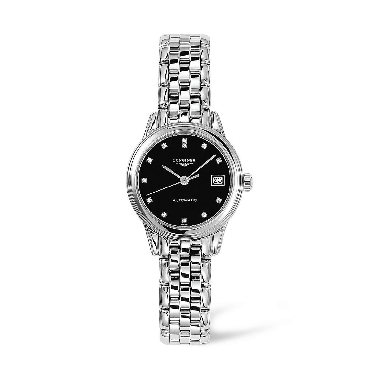 Longines Flagship Ladies' Diamond Bracelet Watch - Product number 1607812