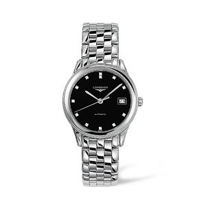 Longines Flagship Men's Diamond Bracelet Watch - Product number 1607847