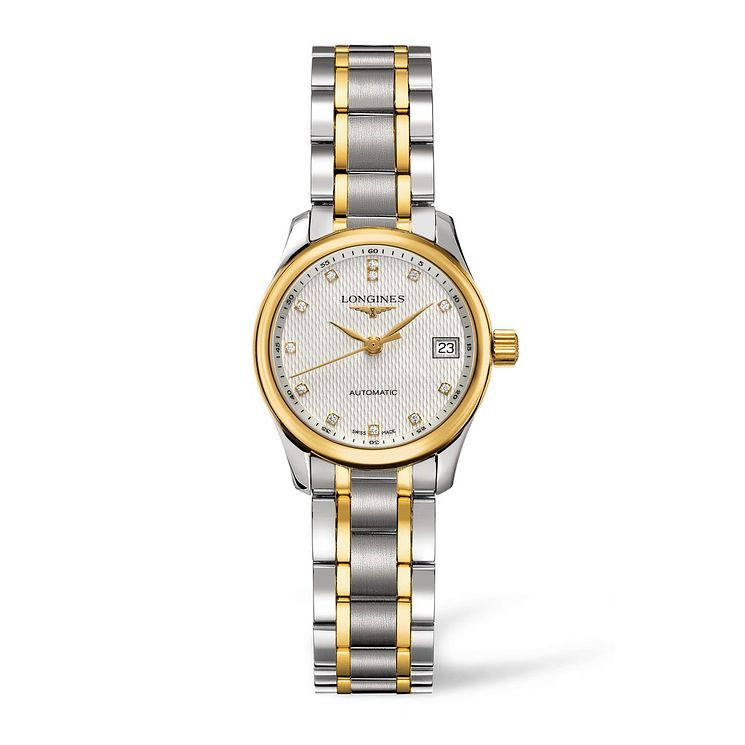 longines master collection women's watch