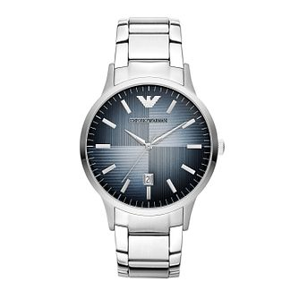 Emporio Armani Men's Stainless Steel Bracelet Watch - Product number 1736566