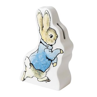 Peter Rabbit Ceramic Money Box - Product number 1749986