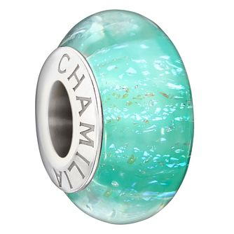 Chamilia Silver Qxnatural Elements' Murano Glass Bead - Product number 1751069