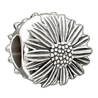 Chamilia Sterling Silver Qxgarden Club April Daisy' Bead - Product number 1751107