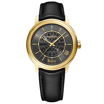 Raymond Weil The Beatles Maestro Vegan Leather Strap Watch - Product number 1751700