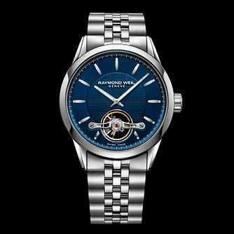 Raymond Weil Freelancer Men's Stainless Steel Bracelet Watch - Product number 1753762