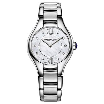 Raymond Weil Noemia Ladies' Stainless Steel Bracelet Watch - Product number 1753819
