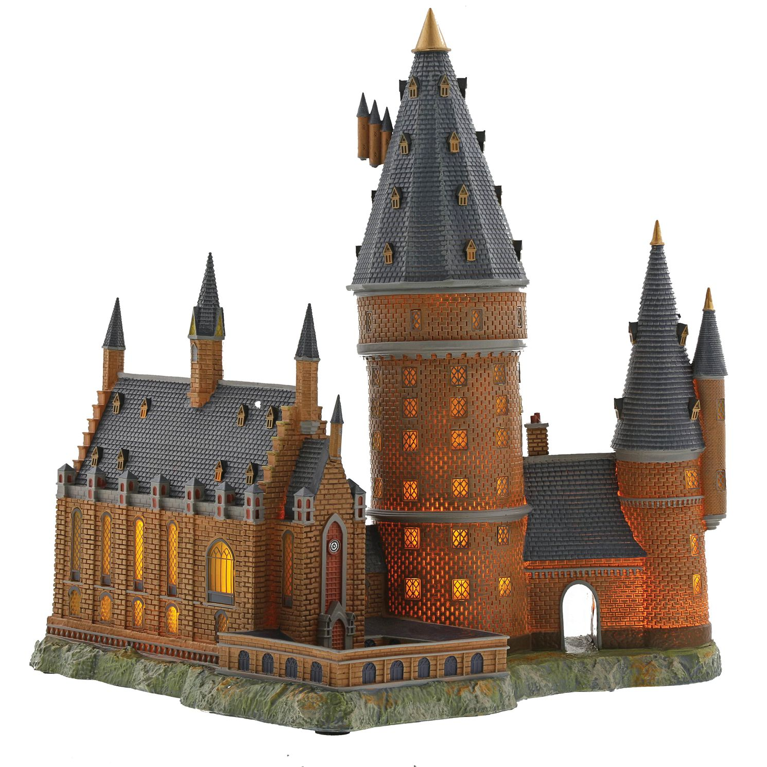 Harry Potter Village Great Hall & Tower LED Figurine - Product number 1754890