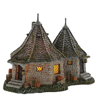 Harry Potter Village Hagrid's Hut LED Figurine - Product number 1754904
