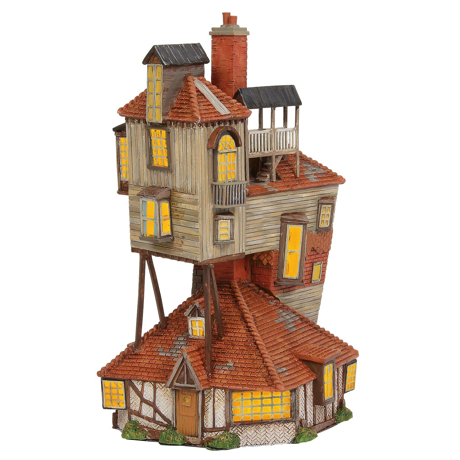 Harry Potter Village Burrow Weasley Home LED Figurine - Product number 1754998