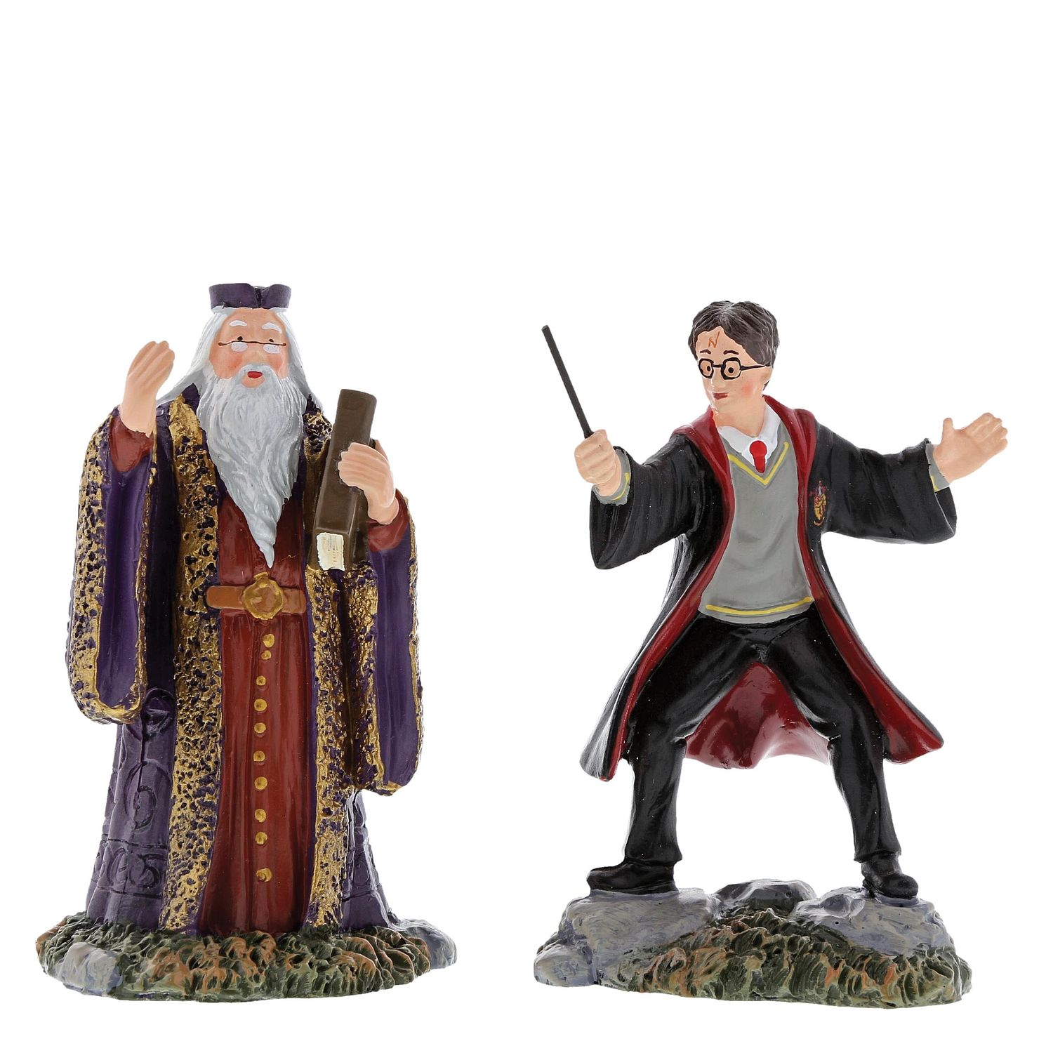 Harry Potter Village Harry & The Headmaster Figurines - Product number 1755005