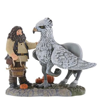 Harry Potter Village A Proud Hippogriff Figurine - Product number 1755080
