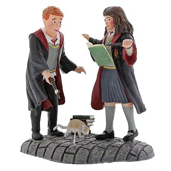Harry Potter Village Wingardium Leviosa Figurine - Product number 1755099