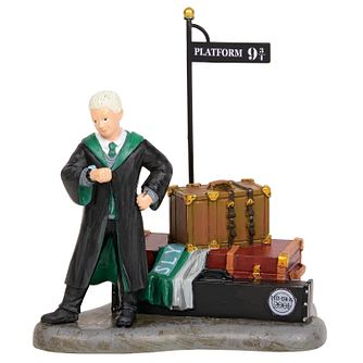 Harry Potter Village Draco On Platform 3/4 Figurine - Product number 1755137