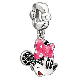 Chamilia Sterling Silver Minnie Mouse Hanging Charm Bead - Product number 1765841