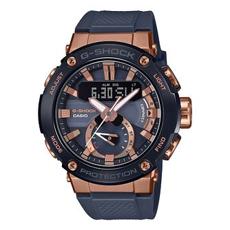 Casio G-Shock G-Steel Men's Black Strap Watch - Product number 1766112