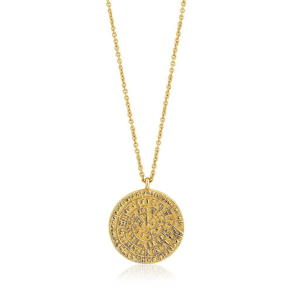 Ania Haie 14ct Yellow Gold Plated Minoan Necklace - Product number 1770454
