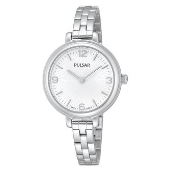 Pulsar Ladies' Stainless Steel Bracelet Watch - Product number 1776223